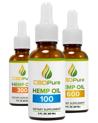 CBD Pure CBD Oil