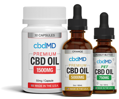 Quality CBD products